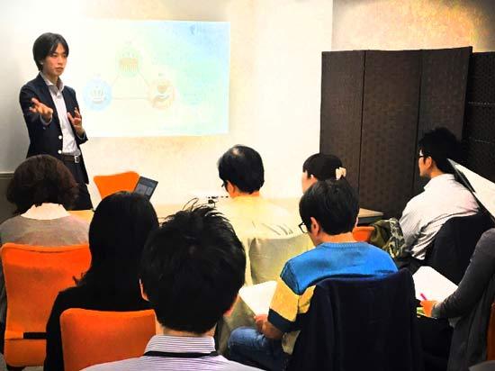 さっぽろ産業振興財団主催の起業志望者向け事業「先輩起業家訪問講座」が株式会社ファーストコネクトで開催されました。